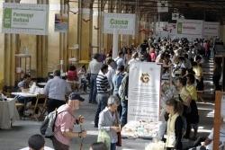 Internationale Käsemesse im Piemont