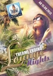 Therme Erding Lounge Nights