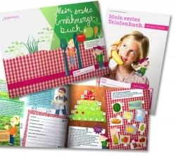 """""""Mein erstes Ernährungsbuch"""" mit TV-Koch Stefan Marquard"""