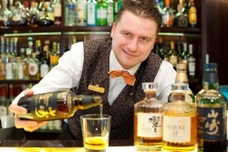 Whisky Lounge im Bülow Palais