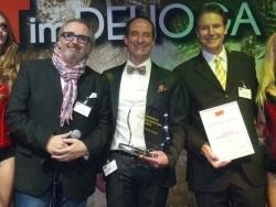 Dirk Bamberger gewinnt Discothekenunternehmerpreis 2013