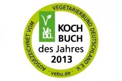 Vegetarierbund prämiert das Kochbuch des Jahres