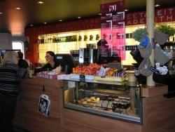 Neue Gastronomie-Mieter am Flughafen Tegel
