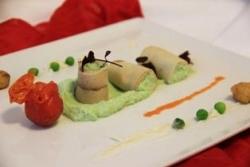 Vegane Gerichte bei Arcotel Hotels