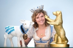 Bayerischer Käse auf der Internationalen Grünen Woche