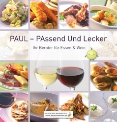 """App """"PAUL"""" hilft bei der Weinauswahl"""