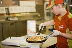 Joey's Pizza: Rekordumsatz im Jubiläumsjahr