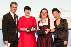 Iris Bettinger: beste Köchin des Jahres