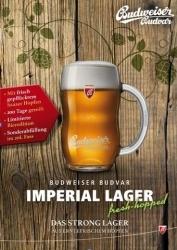 Budweiser Budvar Imperial Lager kommt nach Deutschland
