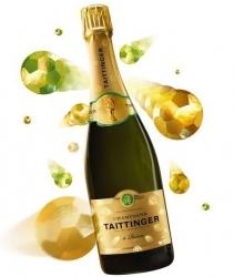 Taittinger wird Champagner-Lieferant der Fussball-Weltmeisterschaft 2014