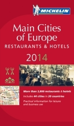 Guide Michelin: Main Cities of Europe 2014