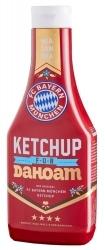 Ketchup für dahoam: Bayern München-Ketchup im Handel erhältlich