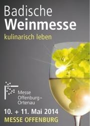 Badische Weinmesse 2014
