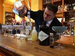 Sächsischer Cocktailmeister 2014: Sebastian Wachs