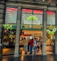 Markthalle im Frankfurter Hauptbahnhof feiert ersten Geburtstag