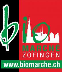 Bio Marché in Zofingen am Wochenende