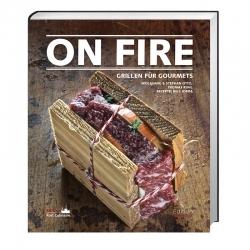 """Otto Gourmet veröffentlicht Grill-Buch """"On Fire"""""""
