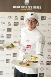 Restaurant Motto am Fluss: Martin Zeißl ist neuer Küchenchef
