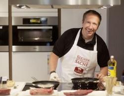 Die Steakschaft: Metzger Dirk Ludwig eröffnet Fleischerlebniszentrale