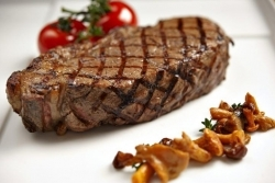 """Steak – Make it Your Size""-Aktion im Sheraton Frankfurt Airport"
