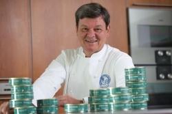 Space Food aus der Traube Tonbach: Harald Wohlfahrt kocht Menü für Astronaut