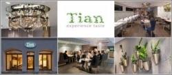Vegetarisches an den Feiertagen: Restaurant Tian lädt zum grünen Gourmetgenuss