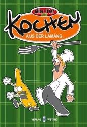 Buchtipp: Comic-Kochbuch
