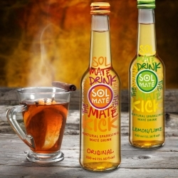 Hot & spicy: Sol Maté Punsch für kalte Wintertage