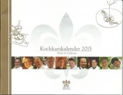 Kochkurskalender 2015: Braten und Brutzeln mit Relais & Châteaux