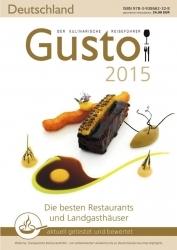 """Gourmet-Hauptstadt München: Restaurant-Guide """"Gusto 2015"""" erschienen"""