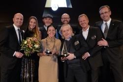 Deutscher Gastronomiepreis 2014 in Berlin verliehen