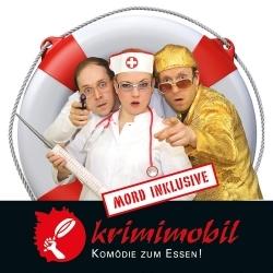 Dinner-Krimi-Komödien auf der Spree starten im April
