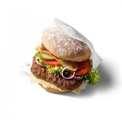 McDonald's setzt auf Burger mit Bio-Rindfleisch