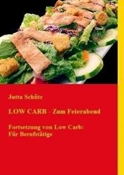 "Buchtipp: ""Low Carb – Zum Feierabend"""