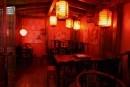 Shanghai Suite im San San Restaurant Frankfurt (China im Stil der 20iger Jahre)