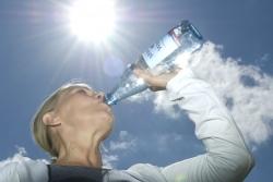 Neuer Rekordwert beim Absatz von Mineralwasser