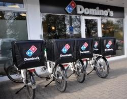 Pizza satt im Nordwesten: Domino's Pizza mit neuen Standorten
