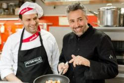 Knackig-Frisches in der Kantine: Sodexo entwickelt vegetarisch-vegane Menülinie