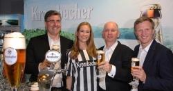 Vertrag verlängert: Krombacher bleibt Hauptsponsor von Eintracht Frankfurt