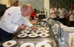 Vielfältiges Know-how von Profis: École Culinaire schult Koch-Nachwuchs