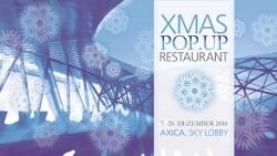 In Schwindelnder Höhe: Pop-Up-Restaurant von Axica