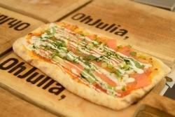 Expansion: OhJulia kurz vor Eröffnung in Mannheim
