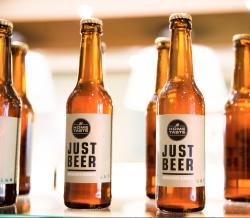 Burger und Bier: Jim Block jetzt mit Craft Beer