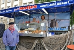 Ahoi!: Rheinisches Muschel-und Backfischfest in Köln