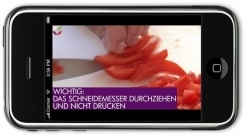 Koch-Basics per Video: neue iPhone-App