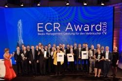 Preisverleihung:  Coca-Cola European Partners Deutschland erhält ECR Award