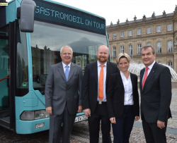 Nachwuchsförderung: Gastromobil rollt durch Baden-Württemberg
