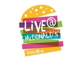 """""""Live@McDonald's"""