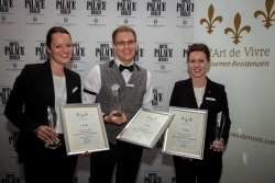 Preisgekrönt: Urs Knotke aus Düsseldorf ist Gastgeber des Jahres 2016