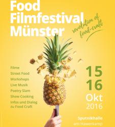 Cineastisch: Zweites Food-Filmfestival in Münster lädt ein